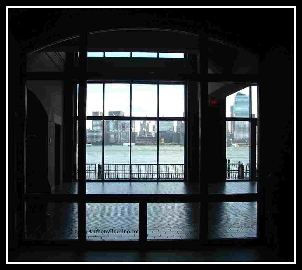 Harborside, Jersey City, N.J., Copyright © 2006 By Anthony Buccino.